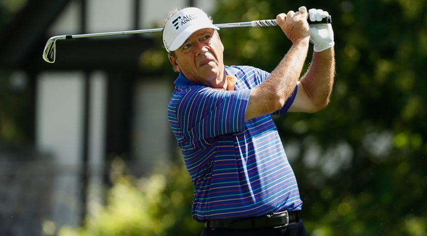 36-hole leader Joey Sindelar