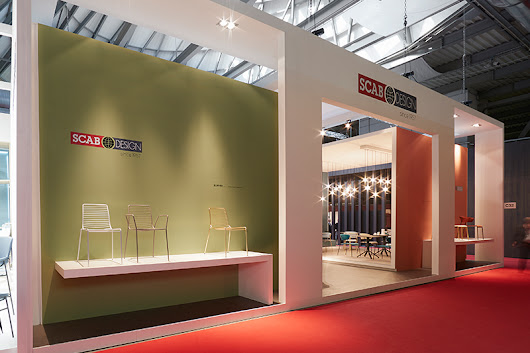 Scab Design at the 2018 Milan Fair