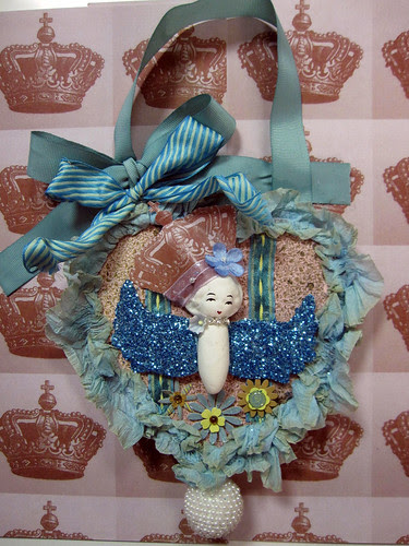 Marie's Soiree, Vintage Valentine! 10