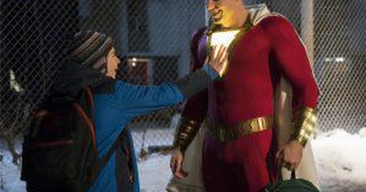 'Shazam!' Fun-Loving Trailer Opens New Doors For DC Movies