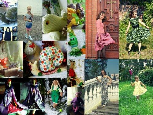 Итоги швейные - 2012