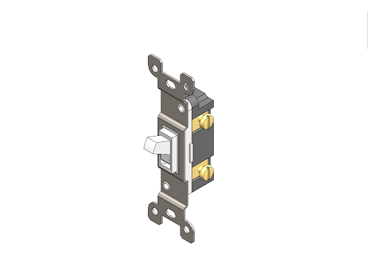 SOLIDWORKS Part Reviewer: Light Switch Tutorial