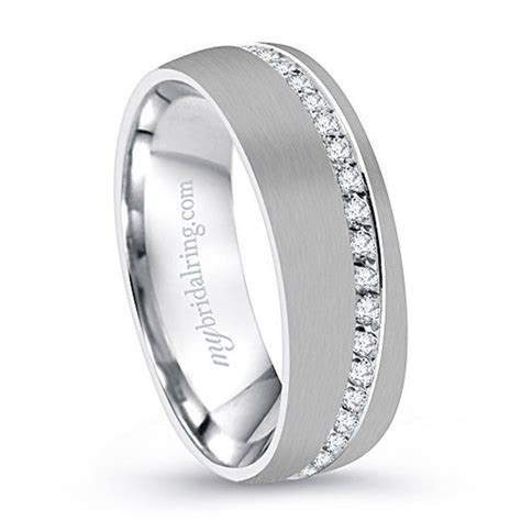 1000  ideas about Men Wedding Rings on Pinterest   Wedding