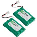 UltraLast - Nickel Metal Hydride Batteries for General Electric 2-6980GE1 (2-Pack)