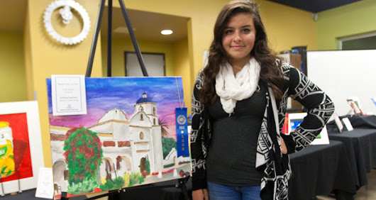 Boys and Girls Clubs of Oceanside's 3rd Annual Fine Arts Gallery - OsideNews