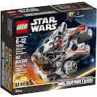 Lego Disney Building Toy, Star Wars, Microfighter, Millennium Falcon, Series 5