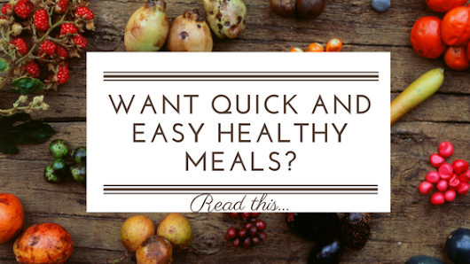Your Biggest Struggles With Eating Healthier - Make it Easy ~ Size HH