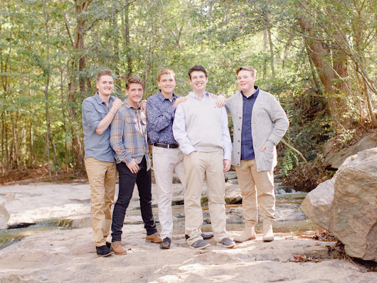 Athens, GA Family Photographer | Brothers!