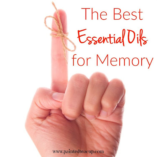 The 3 Best Essential Oils for Memory