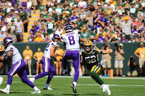 Here's what Cousins said about the penalty. https://247sports.com/nfl/green-bay-packers/Article/Kirk...