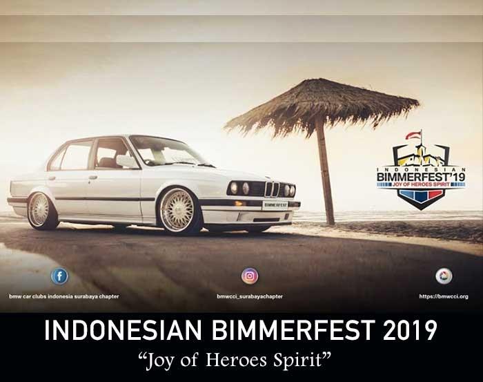 Indonesian Bimmerfest 2019 Digelar di Surabaya oleh - bmwi8.xyz