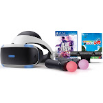 Sony PlayStation VR Bundle with Blood & Truth and Everybody's Golf VR