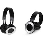 Aduro Amplify Wireless Bluetooth Stereo On-Ear Headphones with Mic
