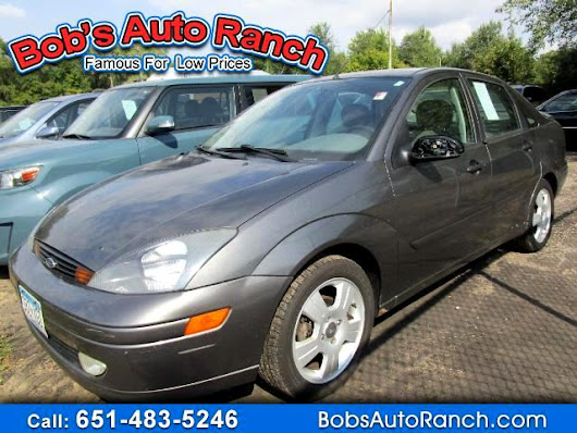 Used 2003 Ford Focus ZTS for Sale in Lino Lakes MN 55014 Bobs Auto Ranch