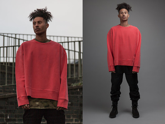 YEEZY Season 3 Look Book from Philip Browne | Philip Browne Menswear