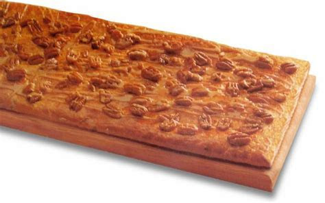 The Famous Alligator? Pecan Pastry at Viktor Benes Bakery