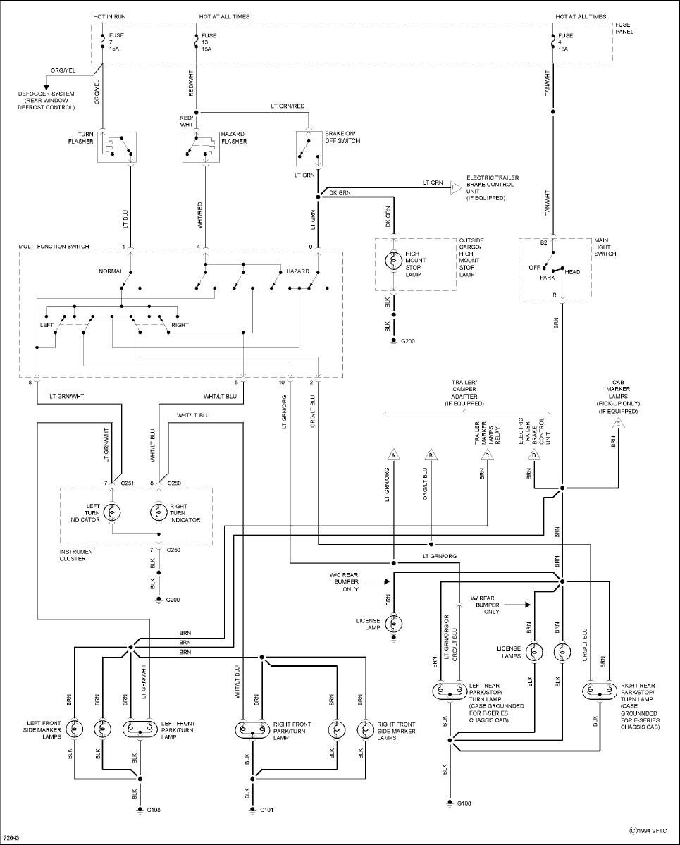Ford F150 Wiring Chart Ohio Home Wiring Circuit Diagram Bege Wiring Diagram