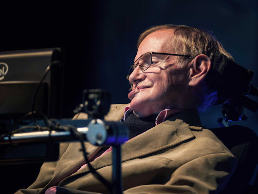 Black holes are a passage to another universe, says Stephen Hawking