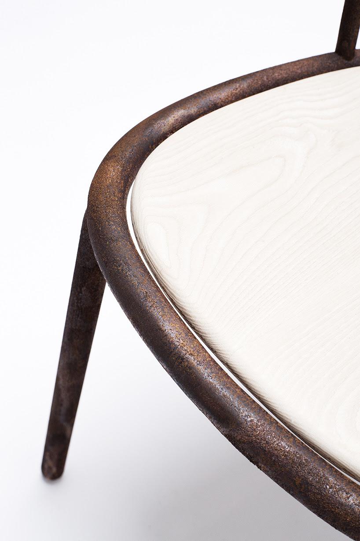 andreas konradsen ripe chair designboom