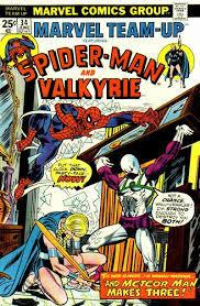 Image result for Marvel Team Up #35