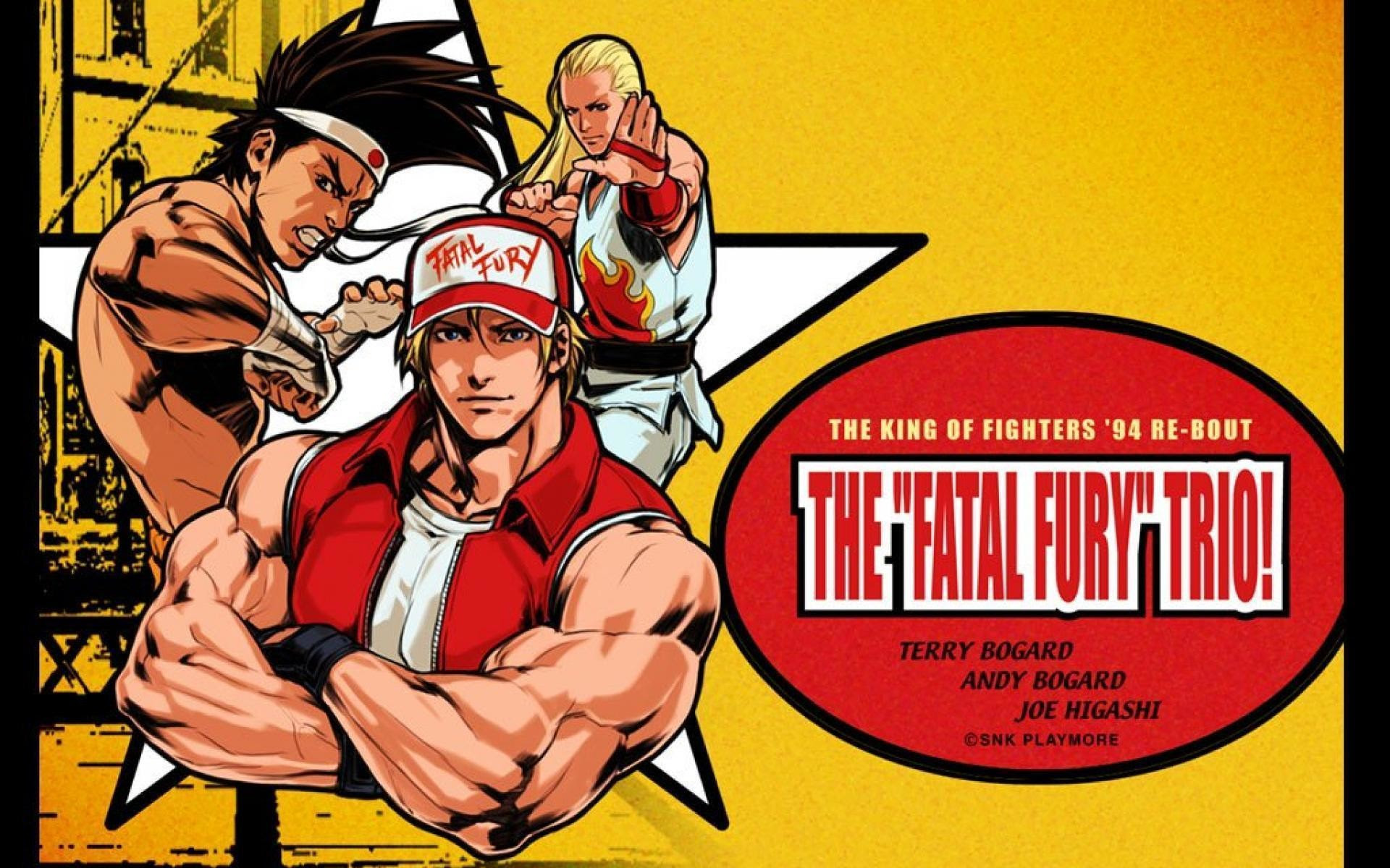 Fatal Fury Wallpapers 76 Images