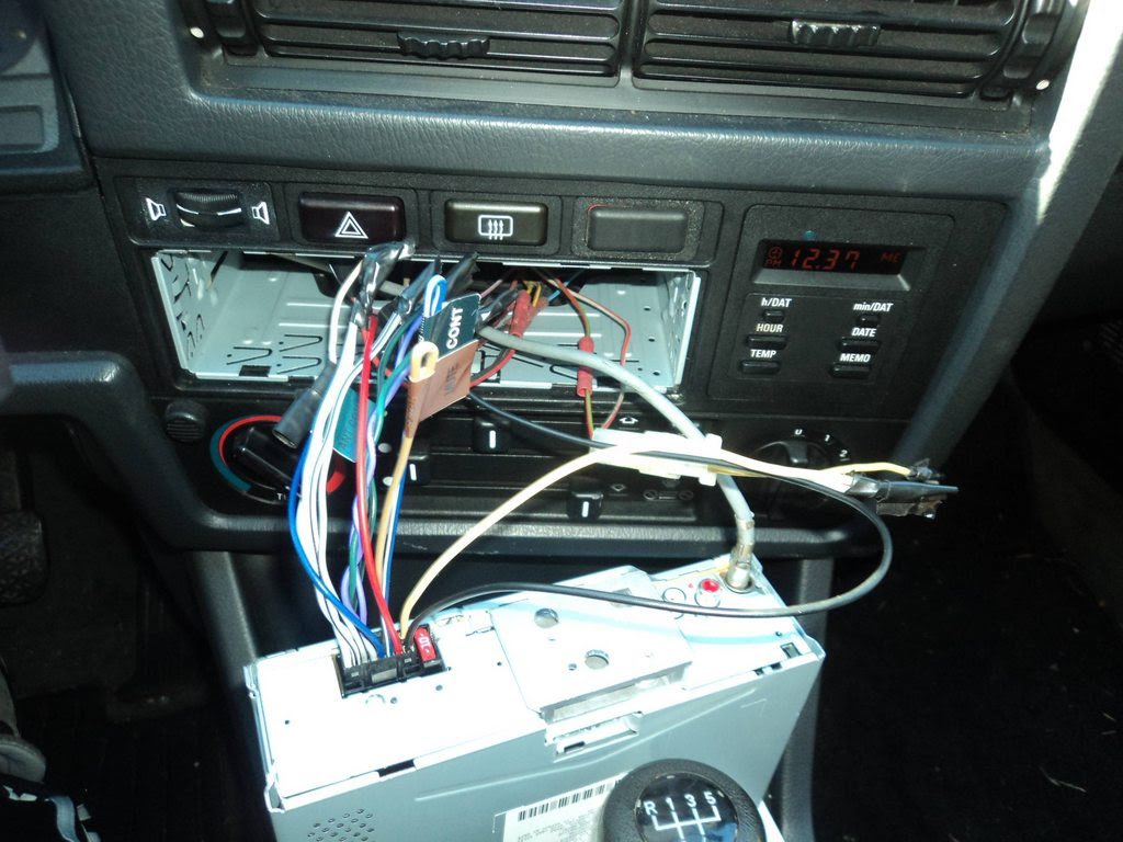 1990 Bmw 735i Stereo Wiring Diagram