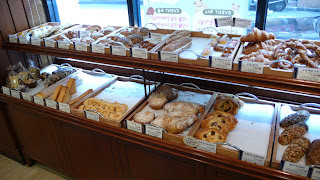 Richemont bakery, savouries selection
