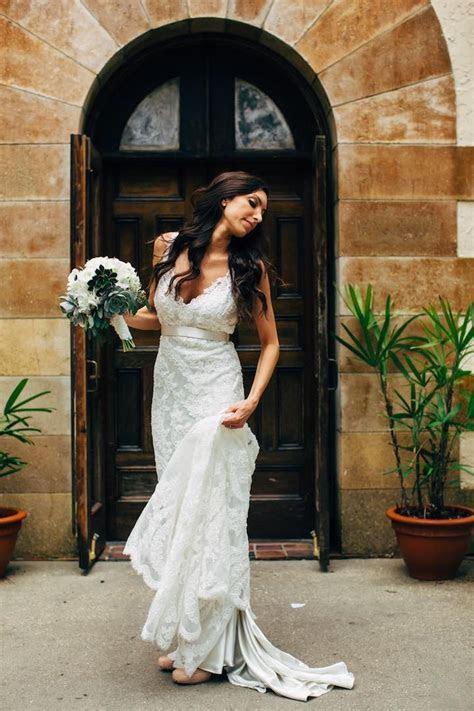 Romantic Elegance at Florida Wedding   MODwedding