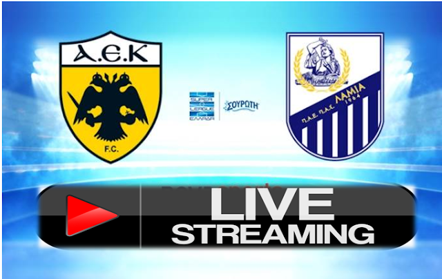 Aek larisa live streaming
