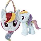 Friendship is Magic Pony Tail Carrier Purse - Blue - Rainbow Dash