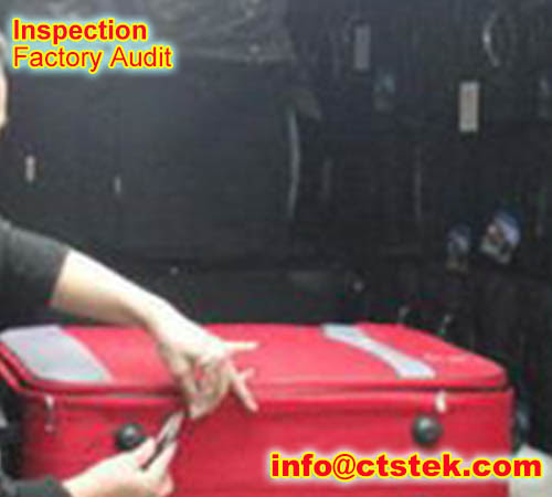 Dongguan pouch Inspection: