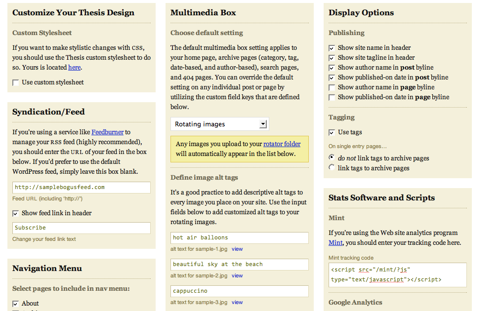 Thesis Theme: How A Well-Designed WordPress Theme Became Big Business