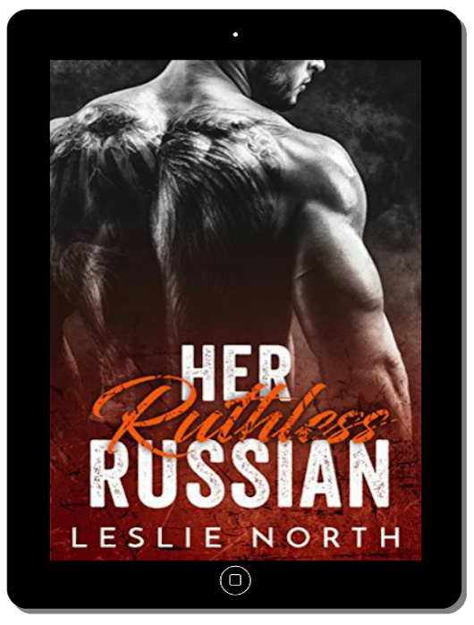 Audiobook Tour - Her Ruthless Russian (Karev Brothers, #1) by Leslie North Narrator: D.C. Cole