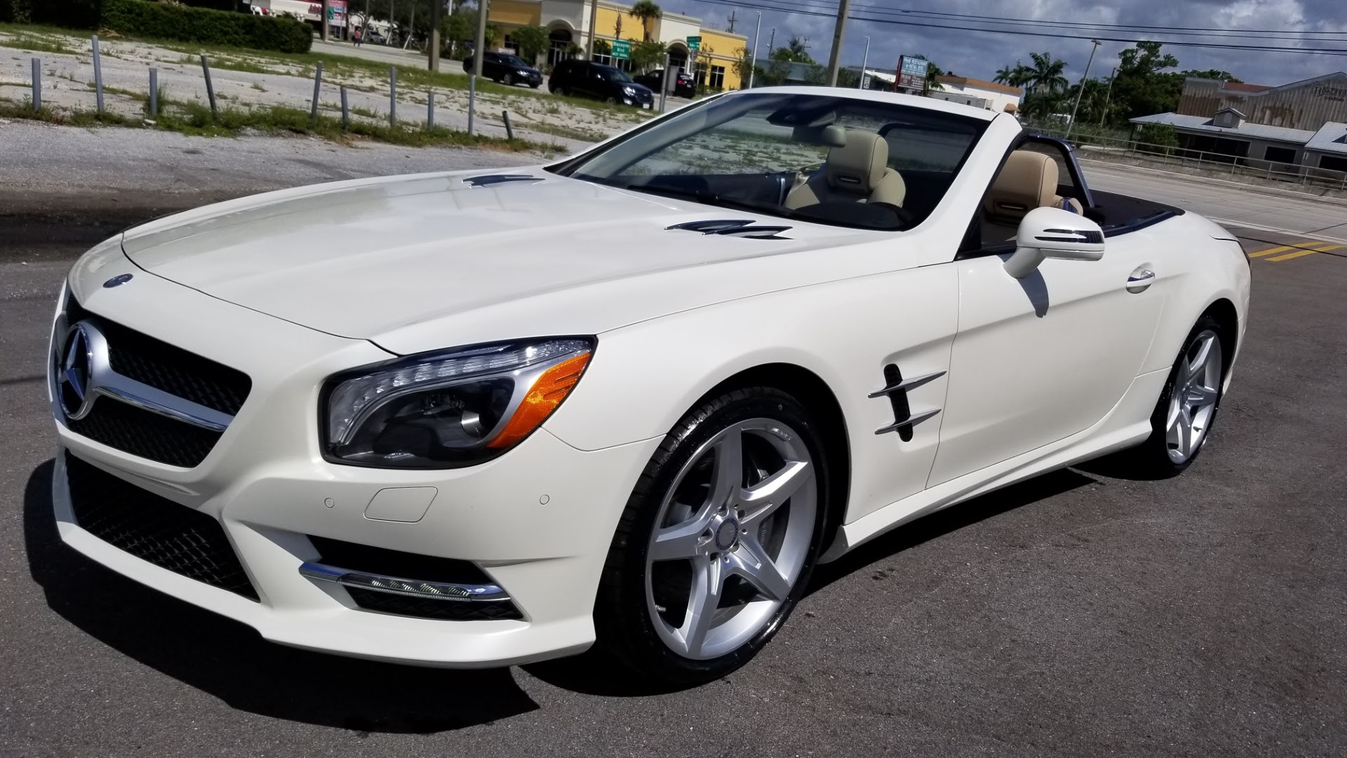 Used 2014 Mercedes-Benz SL-Class SL 550 For Sale ($59,900 ...