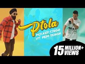 PTOLA   Mickey Singh ❌ Pam Sengh   Latest Punjabi Songs 2020