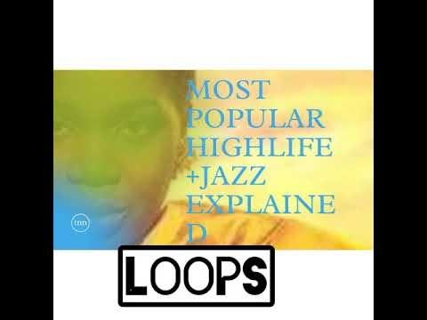Highlife music loop 002