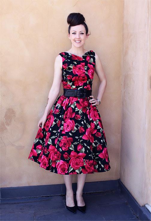 Roses Dress #2