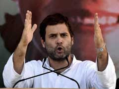 There Will be No 'Suit-Boot ki Sarkar' in Bihar: Rahul Gandhi