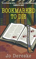 Bookmarked to Die by Jo Dereske