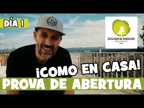 ¡COMO EN CASA!... primera CARRERA de 2020 con el ALUMINIOS CORTIZO. Prova de Abertura. Portugal - Alfonso Blanco