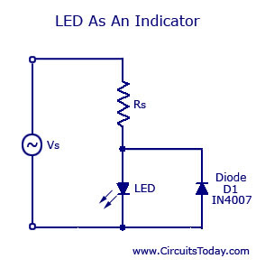 LED as an Indicator
