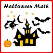 Halloween Math Worksheets Counting Sequence and Comparing Numbers