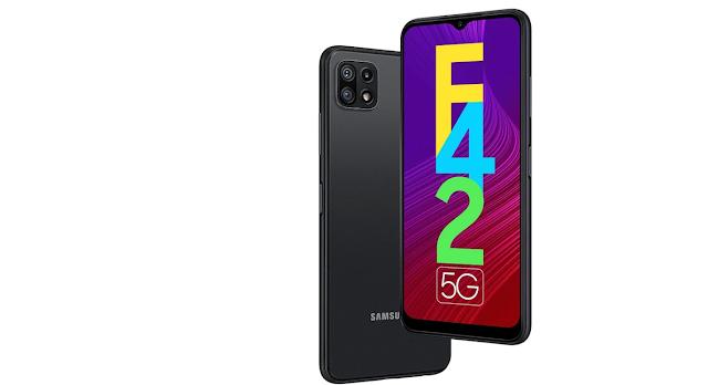Samsung Galaxy F42 5G: सैमसंग ने भारत में लॉन्च किया नया 5G स्मार्टफोन, जानिए फीचर्स और कीमत