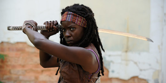How The Walking Dead Helped Prepare Danai Gurira For Black Panther - CINEMABLEND