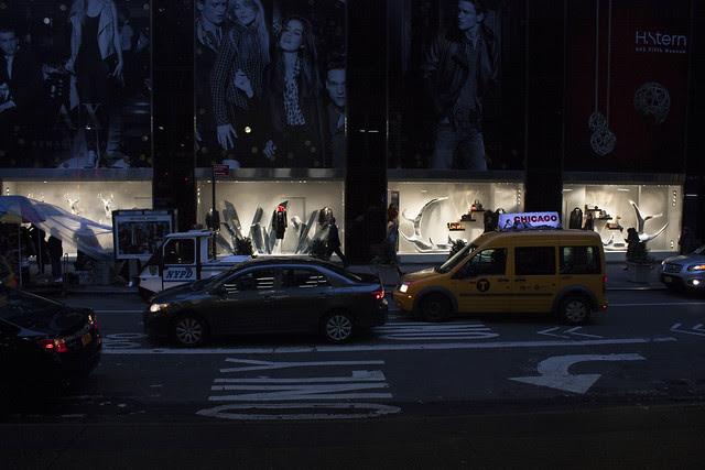 Armani Exchange Window Display Designs, Sculptures and installation by Shop Studios - ShopStudios.com