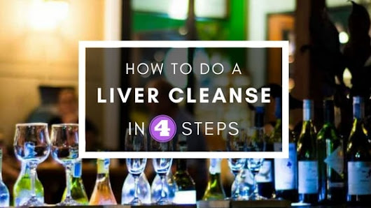 Finally, A Liver Cleanse that works! - Don't Let a Fatty Liver Kill You