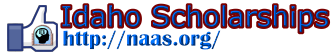 Scholarships for Accredited Schools in Idaho