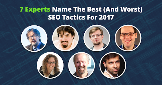 Search Engine Experts Give Their Best SEO Advice