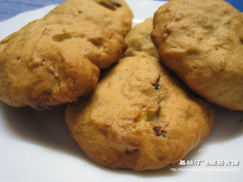 香蕉曲奇餅Banana Cookies01
