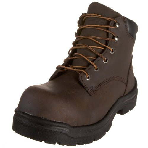 WORX by Red Wing Shoes Men's 5616 Work Boot,Brown,8 XW US
